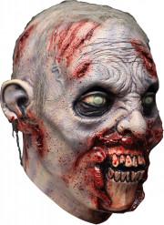 Maske Blutiger Zombie - Hand bemalt
