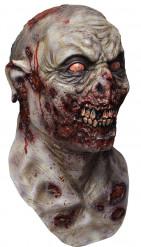 Maske Streunender Zombie - Hand bemalt