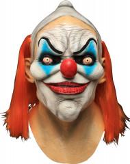 Horrorclown Maske Halloween Maske bunt