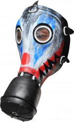 Gasmaske Clown
