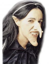 Professionelles Hexen Make-Up haut