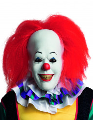 Stephen Kings Es™ Horror Clown Halloweenmaske Lizenzware bunt
