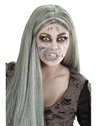 Zombie Haut Halloween Make-Up mit Schwamm haut