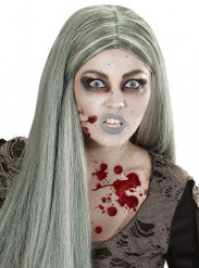Halloween Zombie Schminke Make-up Set 8-teilig