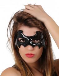 Fledermaus-Maske schwarz
