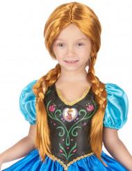Disney Frozen Anna Kinderperücke Lizenzware kupfer