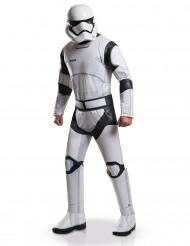 Star Wars™ Stormtrooper Deluxe Herrenkostüm weiss-schwarz