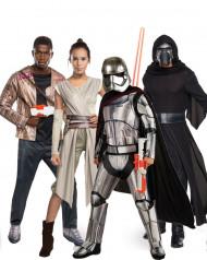 Star Wars VII Gruppenkostüm Lizenzware bunt