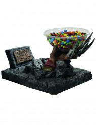 Freddy Krueger Halloween-Bonbonschale Nightmare on Elm Street Lizenzartikel bunt 34 x 46 x 30cm