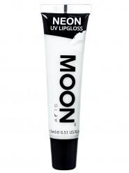 Moon Glow - Neon UV Lipgloss Schminke Makeup Lippenstift Bodypainting fluoreszierend vanille-weiss 15ml