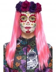 Dia de los Muertos Schmink-Set Halloween Make-up bunt