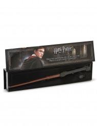 Offizieller Harry Potter™ Zauberstab mit Leuchteffekt schwarz-braun 36cm