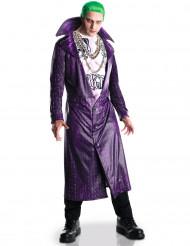 Suicide Squad Joker Kostüm Lizenzware bunt