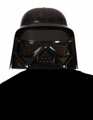 Weltraumbösewicht Helm-Maske für Erwachsene schwarz