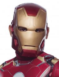 Avengers™ Iron Man™ Kindermaske Lizenzware rot-gold