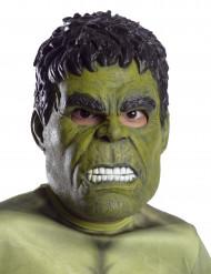 Avengers™ Hulk™ Kindermaske Lizenzware grün-schwarz