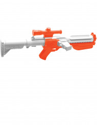 Star Wars Trooper Blaster Lizenzartikel Waffe weiss-orange 47x18cm