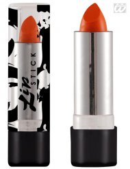 Lippenstift Karneval Make-Up orange