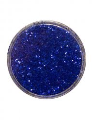 Polyester-Streuglitzer Make-Up meeresblau