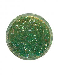 Polyester-Streuglitzer frosted-green