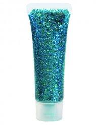 Glitzer-Gel Make-Up grün-juwel