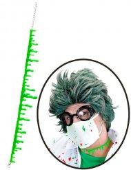 Schleim Halloween-Halskette grün