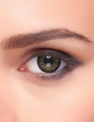 Kontaktlinsen Big Eyes grün
