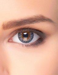Kontaktlinsen Big Eyes grau