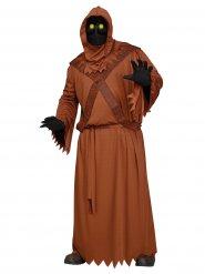 Unheimlicher Dämon Plus Size Halloweenkostüm braun