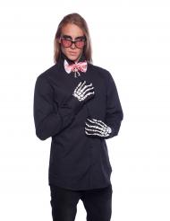 Halloween Accessoire-Set für Herren schwarz-rot