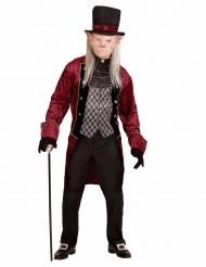 Viktorianischer Vampir Halloween Kostüm für Herren bunt