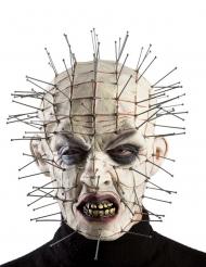 Dämon mit Nägeln Horror-Maske für Halloween hautfarbe