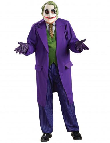 Joker™-Kostüm für Herren The Dark Knight™ Lizenzware lila-grün