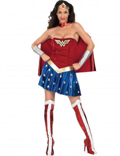 Wonder Woman™-Damenkostüm bunt