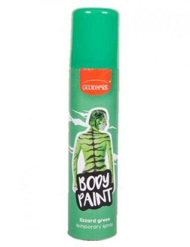 Spray für Haare und Körper grün 75ml