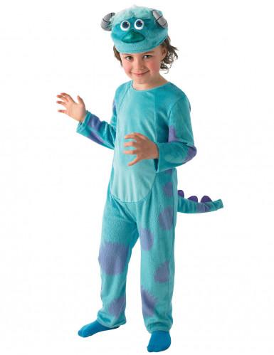 Sully-Kostüm für Kinder Monster Uni™ blau-violett