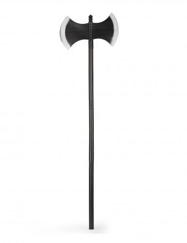 Henkersaxt Halloween-Waffe schwarz 110cm