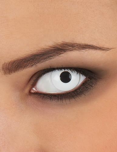 Ein-Tages-Kontaktlinsen Iris weiss
