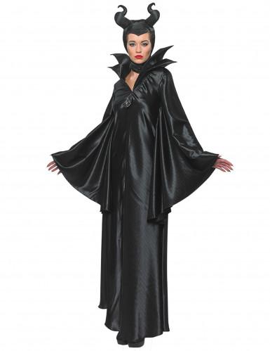 Maleficent-Kostüm für Erwachsene schwarz