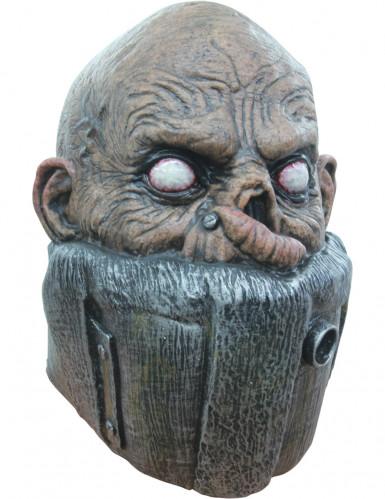 Frankensteins Army™ Medic™ Halloweenmaske Lizenzware beige-grau