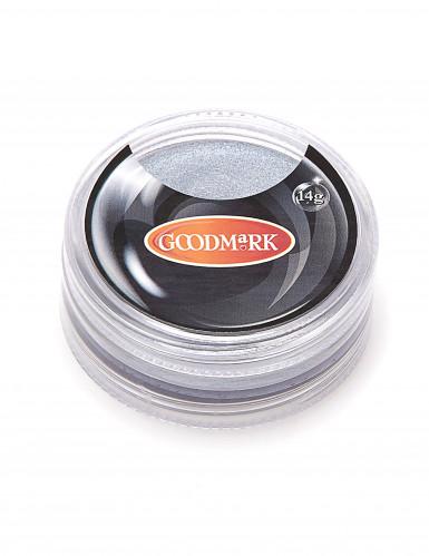 Aqua-Make-up Halloween-Schminke silber 14g