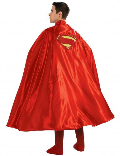 Superman™-Umhang Accessoire Halloween rot-gelb