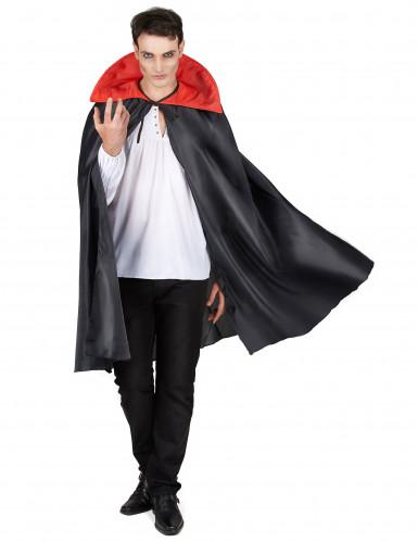 Vampirumhang Kostümaccessoire schwarz-rot