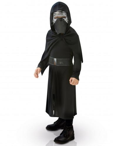 Kylo Ren Star Wars Kinderkostüm Lizenzware schwarz-silber