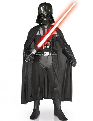 Star Wars™ Darth Vader Kostüm für Kinder Lizenzware schwarz