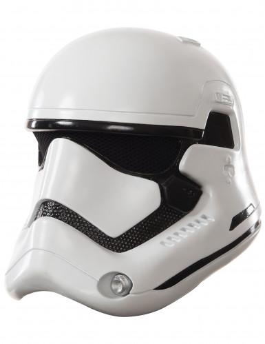 Stormtrooper-Maske für Erwachsene Star Wars™ 2-teilig schwarz-weiss
