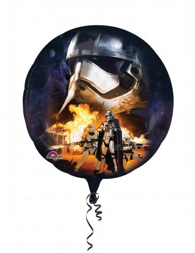 Star Wars™-Luftballon Aluminium Storm Trooper Deko bunt