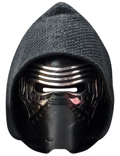 Kylo Ren™-Maske Star War™-Lizenzartikel schwarz
