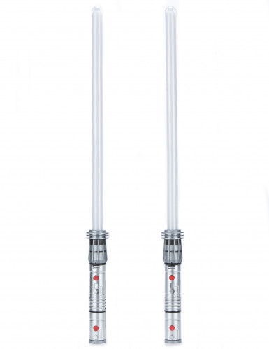 Lichtschwerter-Set für Kinder blau-grün-grau 73cm