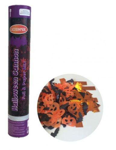 Halloween-Konfettikanone Party-Zubehör bunt 30cm